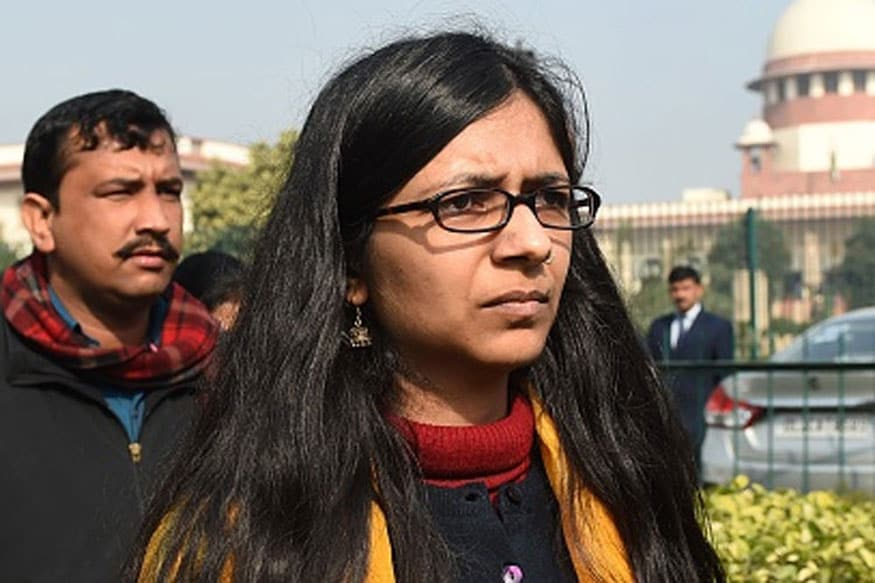 Control Your Anger: DCW Chief Condemns Husband Naveen's Remark on Rewari Rape Case