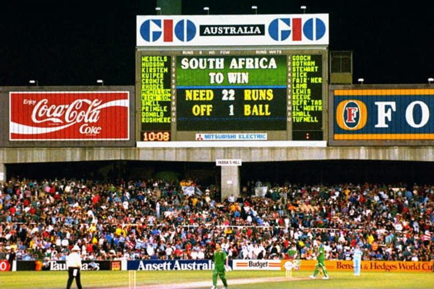 1992 World Cup Semi-Final_Getty