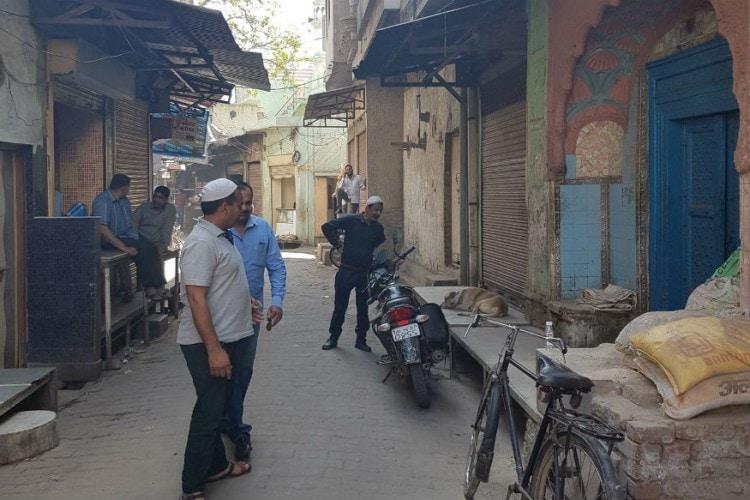 Gudri Bazaar Meerut (300-year-old market) 2