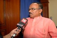 Laxmikant Parsekar Confident of BJP Win in Goa