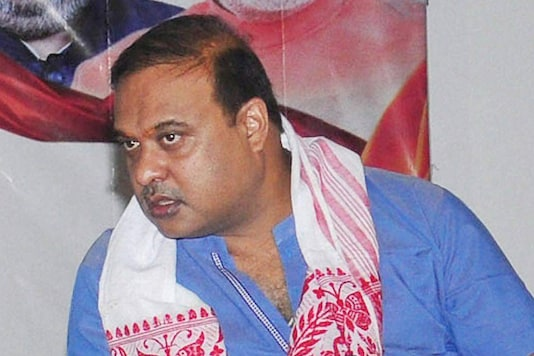 File photo of Assam minister Himanta Biswa Sarma.