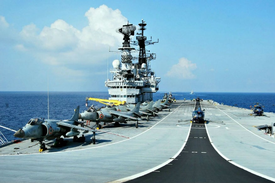 INS Viraat: Oldest Serving Aircraft Carrier to be
