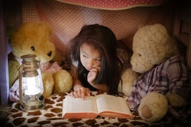 Reading Aloud May Boost Your Kids' Memory