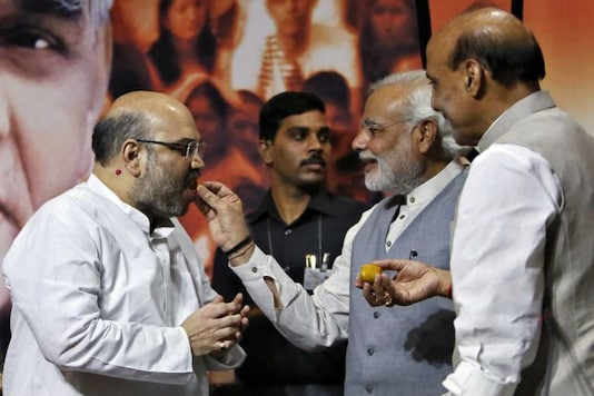 File photo of Prime Minister Narendra Modi and BJP national president Amit Shah. (Reuters)