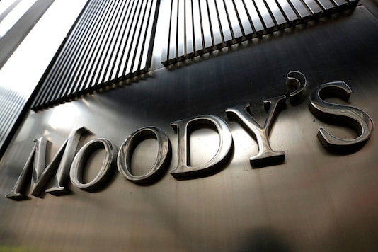 File photo of a Moody's sign displayed on the company's corporate headquarters in New York. (Photo: Reuters)