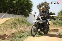 Royal Enfield Himalayan Taken Off-Road: The Comfort Off-Road Experience