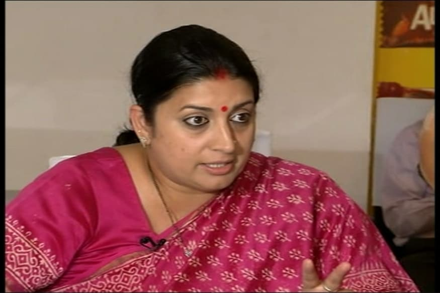 Congress Must Explain Why It Questioned Existence of Lord Ram in SC, Says Smriti Irani