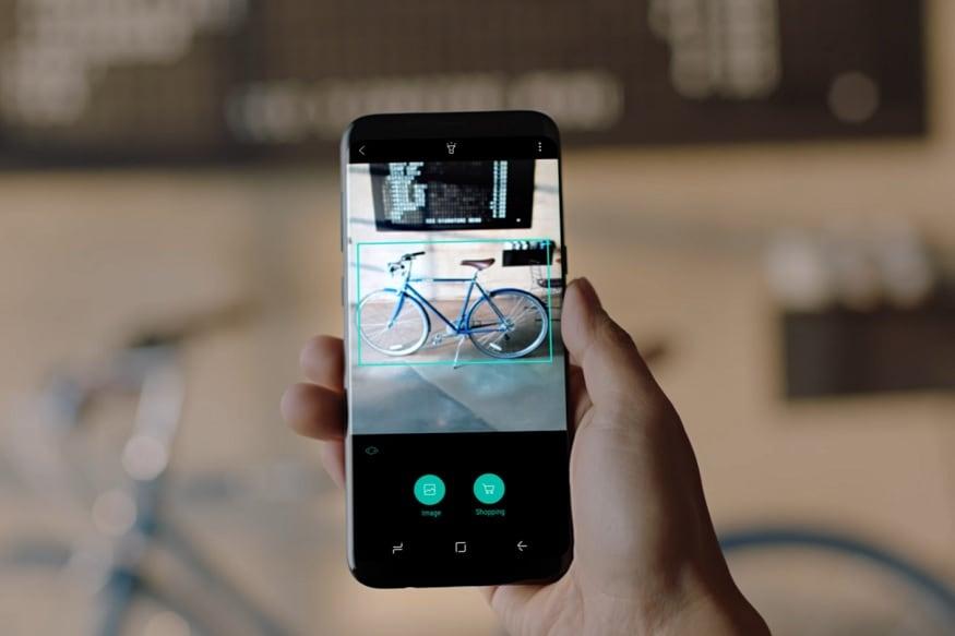 Samsung, Samsung Galaxy S8, Galaxy S8 Plus, Bixby, Infinity Display, Apple, iPhone, Siri, Cortana