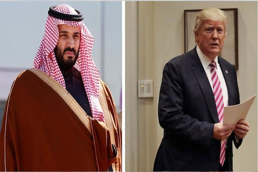 Prince Mohammed will be the highest-ranking Saudi official to hold talks with Trump since the US leader took office in January. (Image: Reuters)