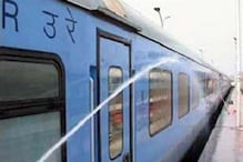 Goyal Flags off Naini-Doon Janshatabdi Express