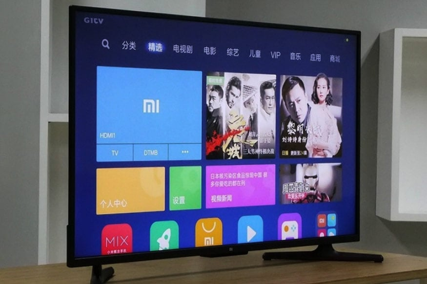 Xiaomi Mi Tv 4 At Rs 39999 Things To Know Before You Buy One News18