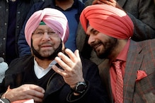 Where is Collective Responsibility, Asks Sidhu after Amarinder Singh Strips him of Key Portfolio