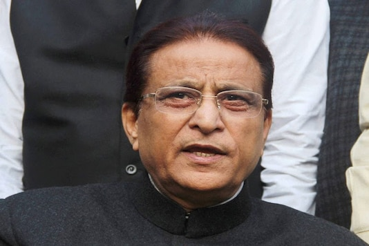File photo of SP leader Azam Khan.