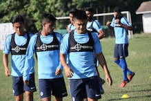 FIFA U-17 World Cup: Chhetri Sends Out Touching Message for Team India