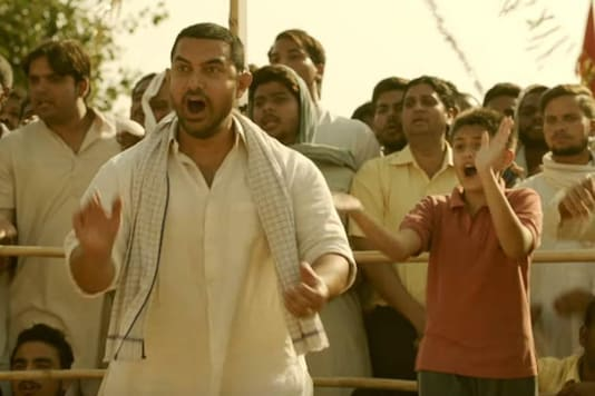 A still from Dangal. The film is the third highest searched for word in Pakistan in 2017. (Image: Youtube)