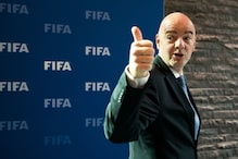 FIFA President Gianni Infantino Gives VAR Thumbs Up