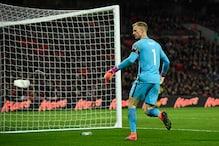 Joe Hart May Not Return to Manchester City, Hints Pep Guardiola