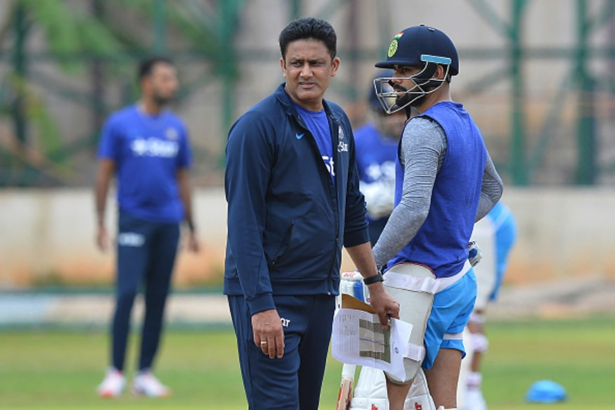 Champions Trophy 2017: Virat Kohli & Anil Kumble Unhappy With Training Facilities