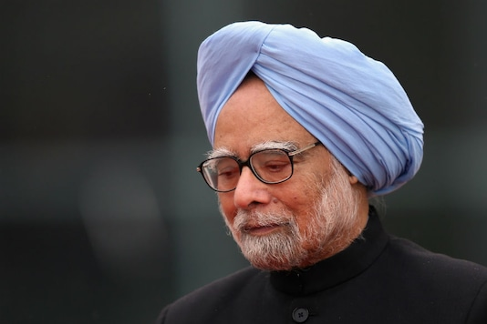 File photo of former prime minister Manmohan Singh. (Photo: Getty Images)