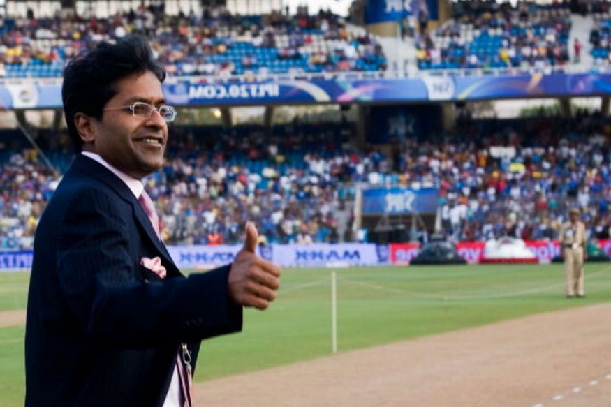 Lalit Modi Forecasts IPL Players Will Earn '$1 Million a Game'