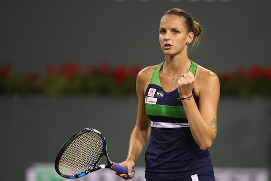 Karolina Pliskova. (Getty Images)