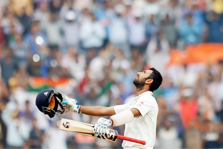 In Pics: India vs Australia, 3rd Test, Day 4 in Ranchi