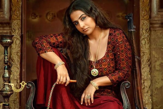 Image: Official poster of Begum Jaan