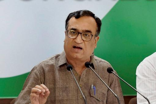 File photo of Senior Congress leader Ajay Maken.
