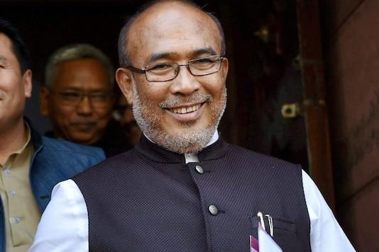 Chief Minister of Manipur N Biren Singh (File Photo: PTI)