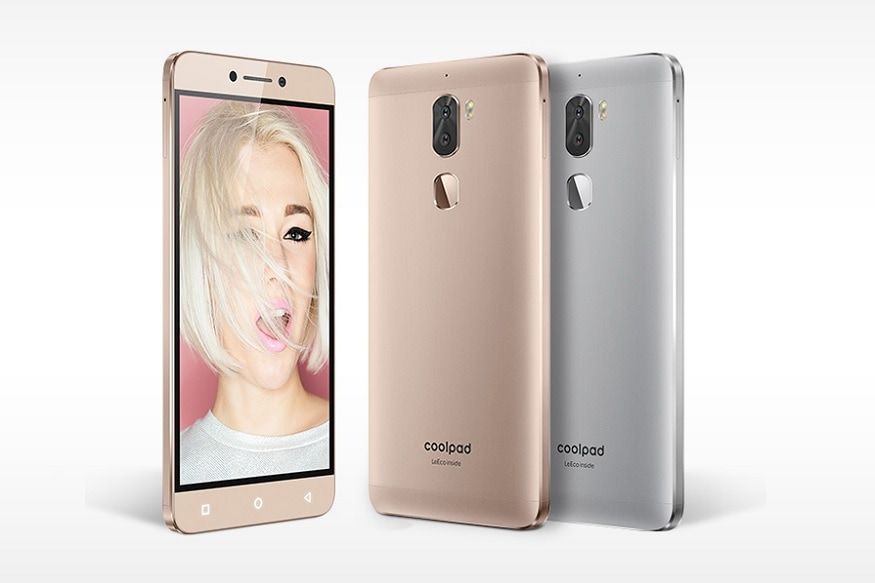 Coolpad Cool1 Dual comes with an 8-megapixel front camera with an auto beautification mode.
