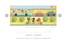 Google Doodle Goes Green on This Earth Day