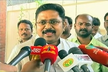 I-T Searches Conspiracy to Squeeze Us Out From Politics: TTV Dinakaran