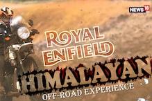 Royal Enfield Himalayan: Off-Road Adventure