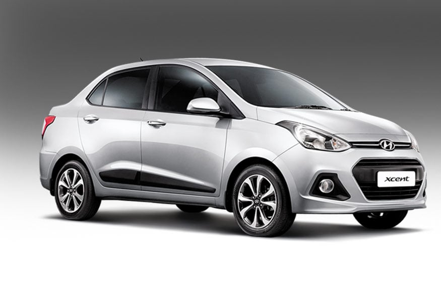 Hyundai Xcent Facelift To Launch In India On April 20 2017 News18