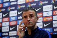 Spanish Football Federation Names Luis Enrique as National Team Coach