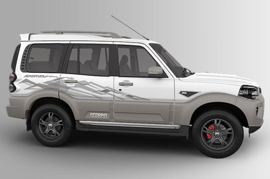 Mahindra Scorpio Adventure Limited Edition Launched At Rs