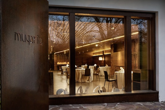 Mugaritz Restaurant, Spain. (Photo courtesy: AFP Relaxnews/ Mugaritz)