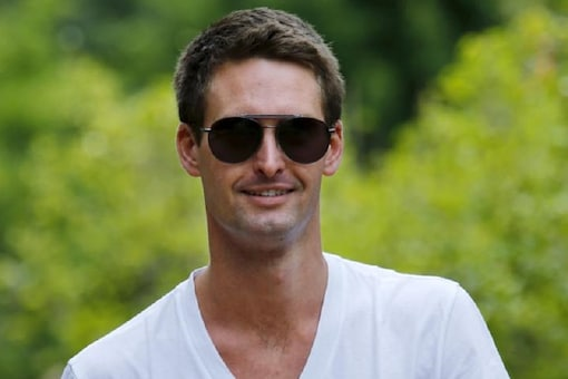 Snapchat Co-Founder Evan Spiegel Limits Stepson's Screen Time (Photo: Snap CEO Evan, image:  REUTERS/Mike Blake)