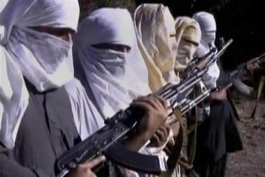 Image of Taliban fighters used for representational purpose. (File Photo)