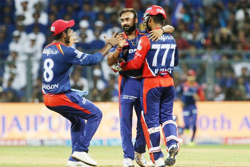 In Pics: MI vs DD, IPL 2017, Match 25