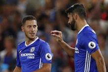 Diego Costa Relishing Eden Hazard Partnership at Chelsea