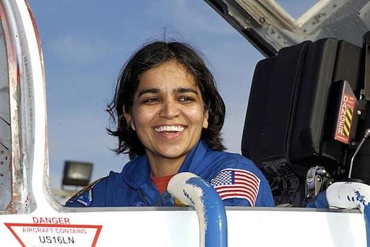 File photo of Kalpana Chawla.