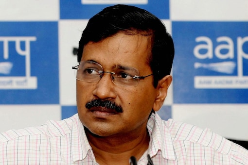 File image of  Delhi Chief Minister and Aam Aadmi Party chief  (PTI Photo)