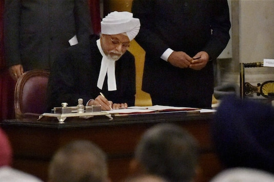A nine-judge Constitution bench, headed by Chief Justice JS Khehar, unanimously declared Right to Privacy a fundamental right.  (File photo)