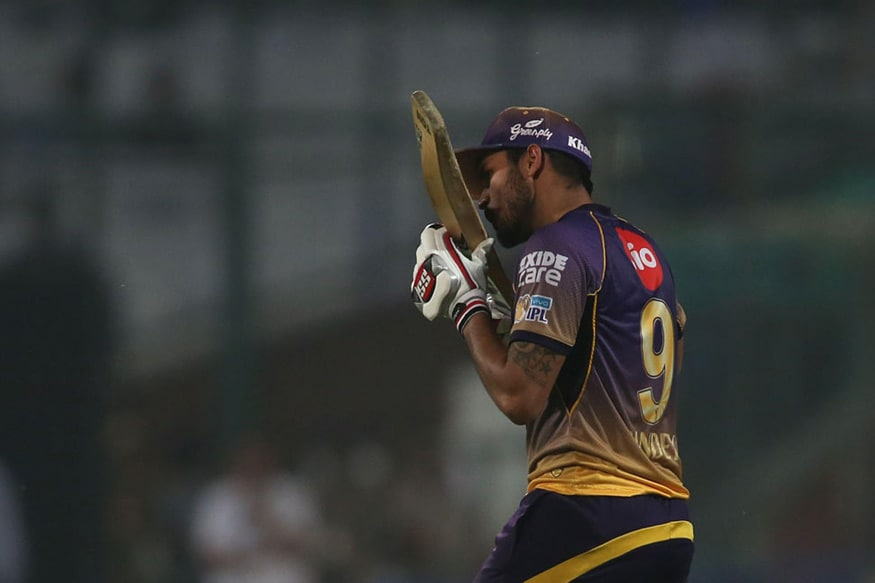 In Pics: DD vs KKR, IPL 2017, Match 18
