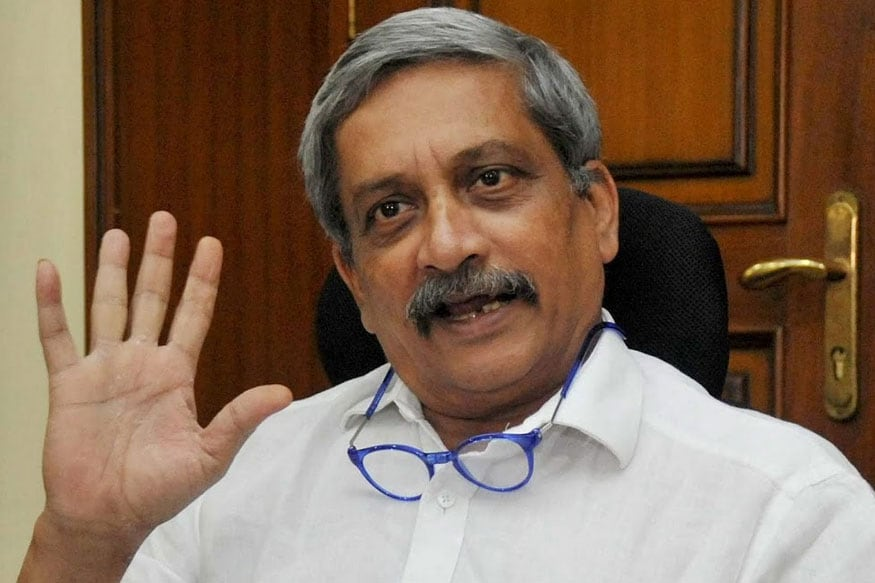 Manohar Parrikar Drops Two Ailing Ministers from Goa