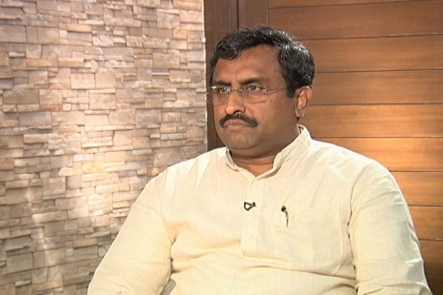 Will Explain Government's Position to the People of Andhra Pradesh: Ram Madhav on Special Status Issue