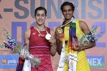 PV Sindhu Beats Carolina Marin to Win India Open Title