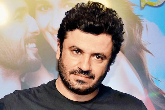 File photo of filmmaker Vikas Bahl. (News18 archives)