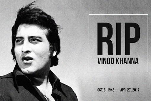 Vinod Khanna made his debut in 1968 with Mann Ka Meet.